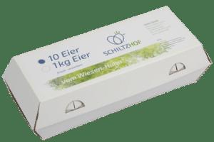 Schultzhof | Frische Eier vom Wiesenhuhn